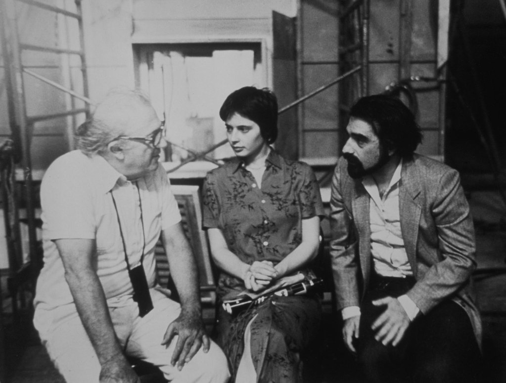 Fellini Scorsese 1