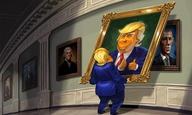 «Our Cartoon President». Μια παρωδία κινουμένων σχεδίων για τον Λευκό Οίκο του Τραμπ είναι μια καλή ή κακή ιδέα;