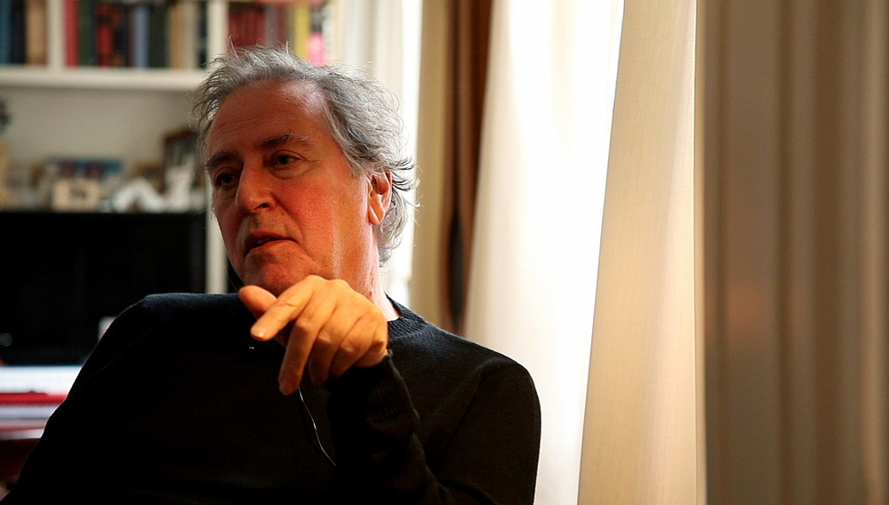 Νίκος Παναγιωτόπουλος, εφ'όλης της ύλης: «Αυτοί που πλήττουν στις ταινίες, έχουν μια πληκτική ζωή!»