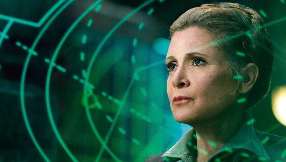 Κι όμως, η Κάρι Φίσερ θα εμφανίζεται τελικά στο ένατο επεισόδιο του «Star Wars»