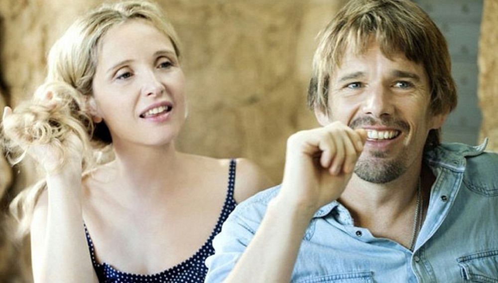 O Ιθαν Χοκ και η Ζιλί Ντελπί στην Ελλάδα: νέες φωτογραφίες από το «Before Midnight»!