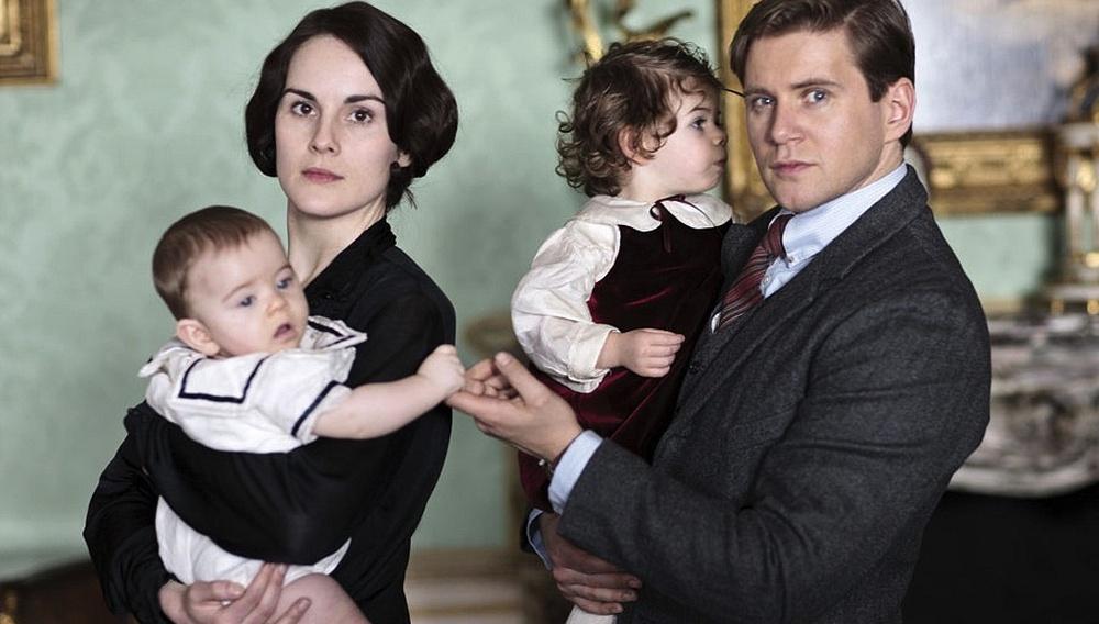 Eπιστροφή στο «Downton Abbey»