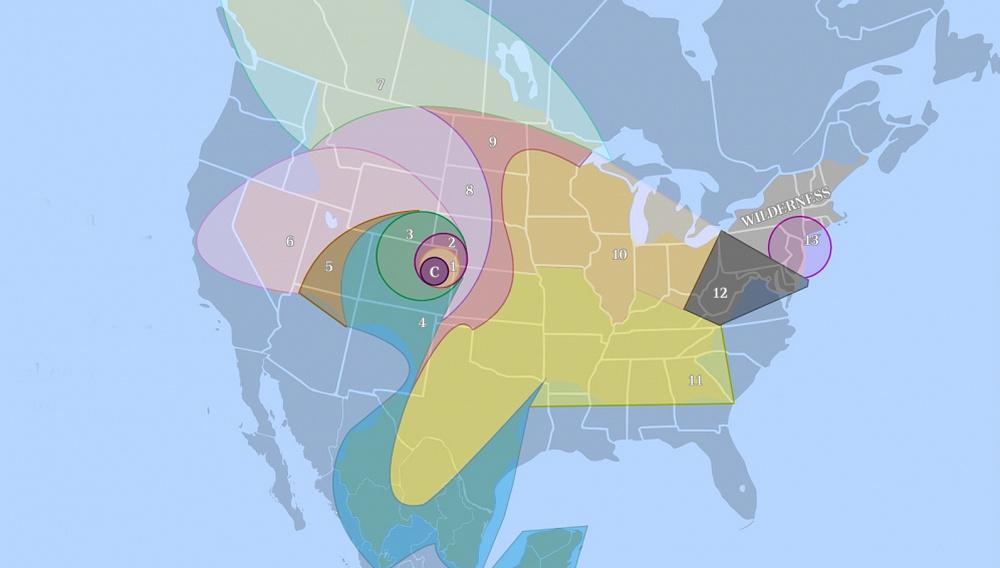 «The Hunger Games»: Απαραίτητος χάρτης για να μην χαθείτε στο Πάνεμ