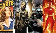 Του χρόνου στις οθόνες σας: Μια ντουζίνα σειρές από κόμικς