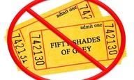 #50dollarsnot50shades - Αργά ή γρήγορα κάποιος θα οργάνωνε και το μποϋκοτάζ του «Πενήντα Αποχρώσεις του Γκρι»