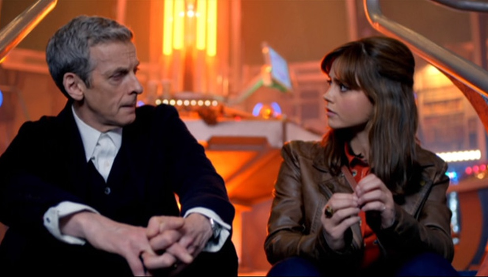 «Doctor Who», 8η σεζόν: Shut up and give me some planets
