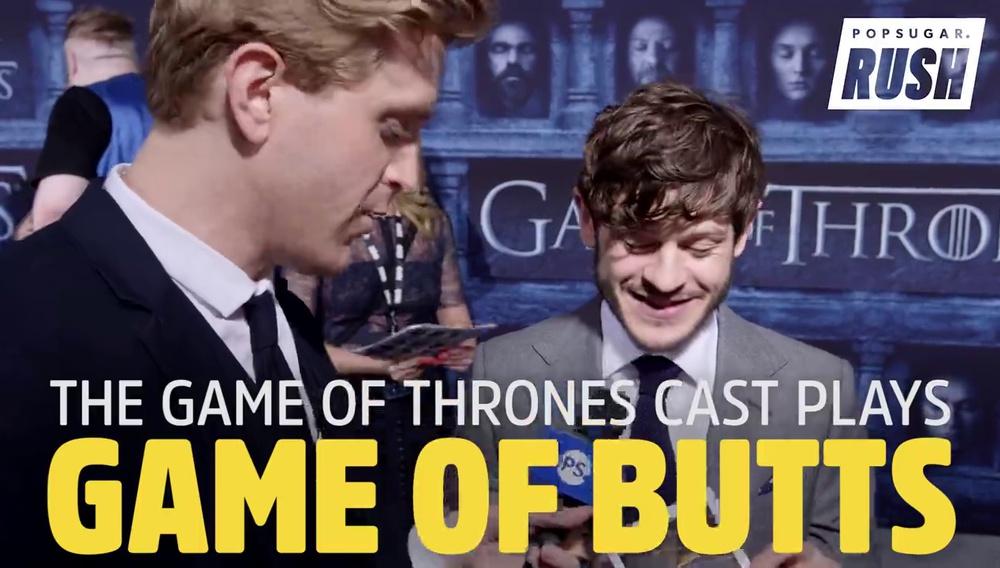 Ας παίξουμε ένα Game of… Butts