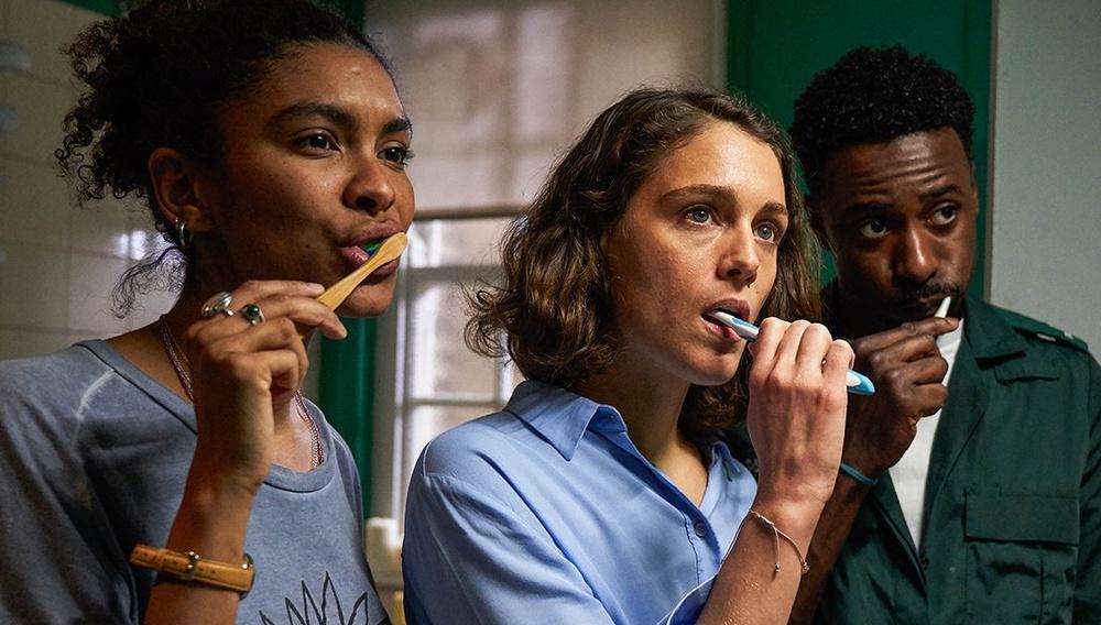 To «Trigonometry», η σειρά της Αθηνάς Τσαγγάρη για το BBC, θα κάνει πρεμιέρα στη Berlinale