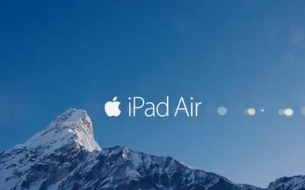 iPad ad - Dead Poets Society
