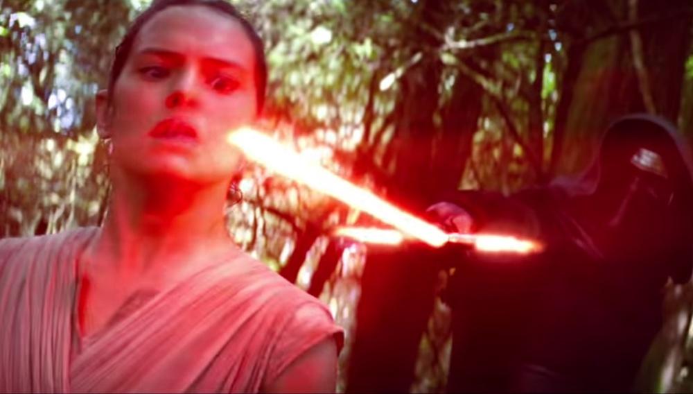 Από Ιαπωνία μεριά έφτασε νέο χορταστικό τρέιλερ για το «Star Wars: Η Δύναμη Ξυπνάει»