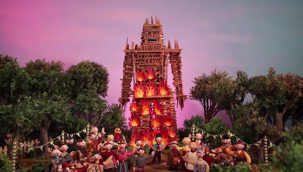 To βίντεο κλιπ του «Burn the Witch» των Radiohead - ένας φόρος τιμής στο θρυλικό «The Wicker Man»