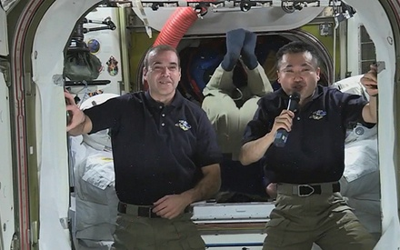 Το «Gravity» δέχεται συγχαρητήρια από το… έξω διάστημα!