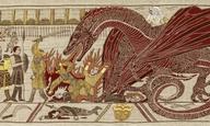 Ολα τα επεισόδια του «Game of Thrones», τώρα και σε… ταπισερί!