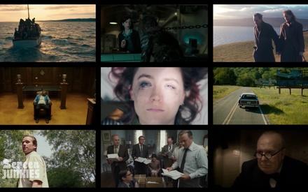 Oscars 2018: Αυτά είναι τα «ειλικρινή» τρέιλερ των υποψήφιων ταινιών