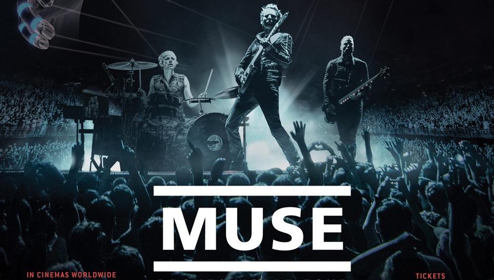Muse Drones World Tour: ζήστε το υπερθέαμα στα Village!