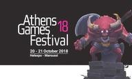 Athens Games Festival 2018: Ωρα για παιχνίδι