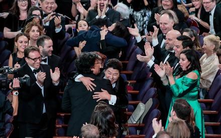 Oscars 2020   Δείτε όλους τους  ευχαριστηριους λόγους και τις στιγμές που αξίζει να θυμάστε