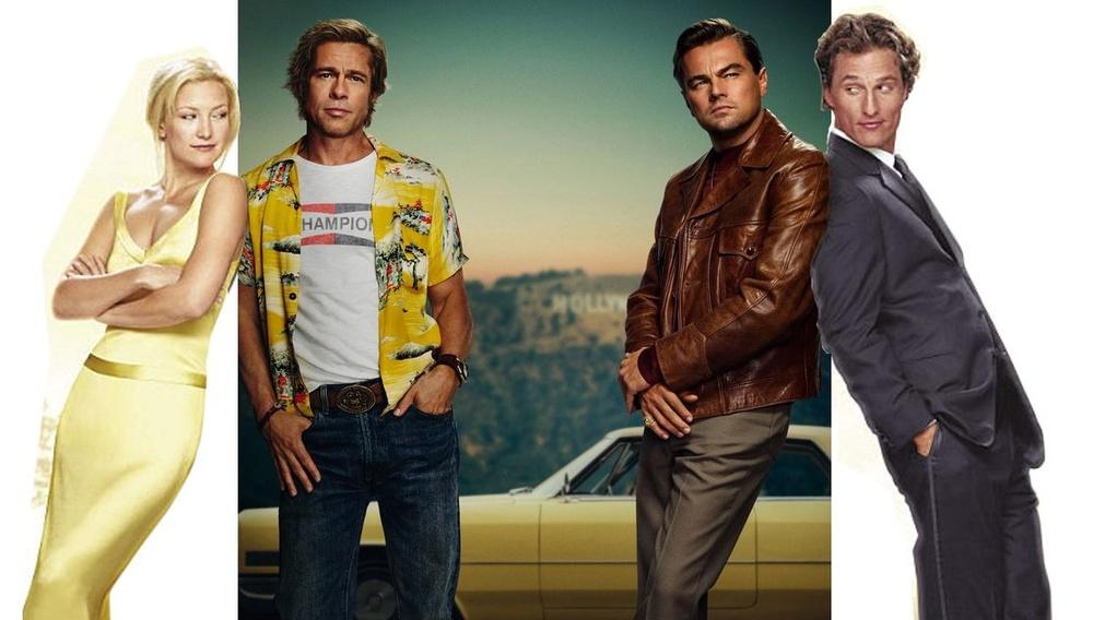 Το πόστερ για το «Once Upon a Time in Hollywood» του Ταραντίνο «έσπασε» το internet