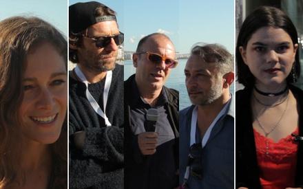 Τα πρόσωπα του 57ου Φεστιβάλ Θεσσαλονίκης στην κάμερα του Flix #6