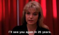 Η Λόρα Πάλμερ επιστρέφει στο «Twin Peaks»