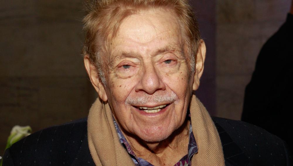 Πέθανε ο κωμικός Τζέρι Στίλερ σε ηλικία 92 ετών