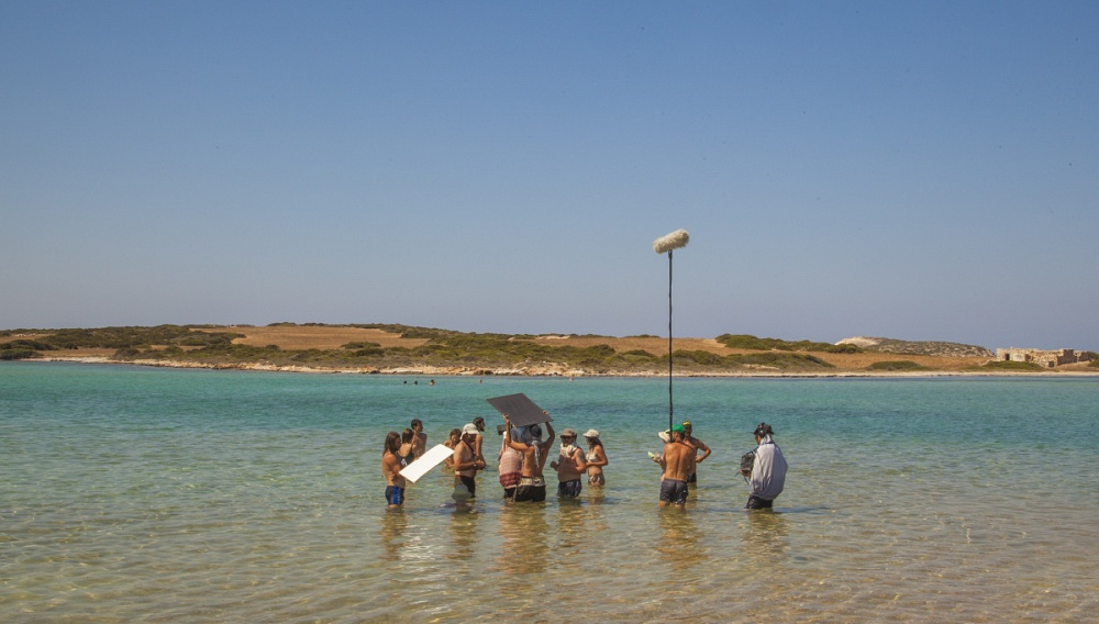 «Suntan»: To Flix στα γυρίσματα της νέας ταινίας του Αργύρη Παπαδημητρόπουλου