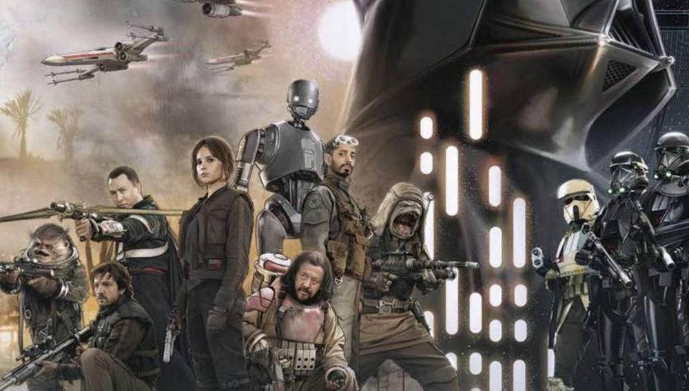 Ενας συγκινητικός «αγώνας δρόμου» για τον πρώτο θεατή του «Rogue One: A Star Wars Story»