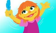Το «Sesame Street» συστήνει την Τζούλια, τον πρώτο χαρακτήρα του με αυτισμό