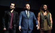 Ολα τα αγόρια του «Justice League» στη σκηνή του CinemaCon