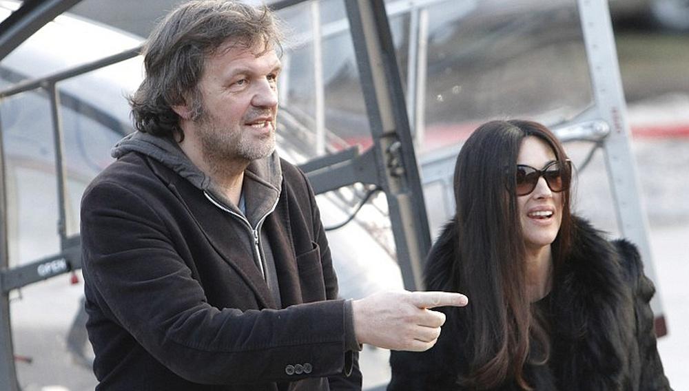 Η Μόνικα Μπελούτσι πρωταγωνίστρια του Εμίρ Κουστουρίτσα