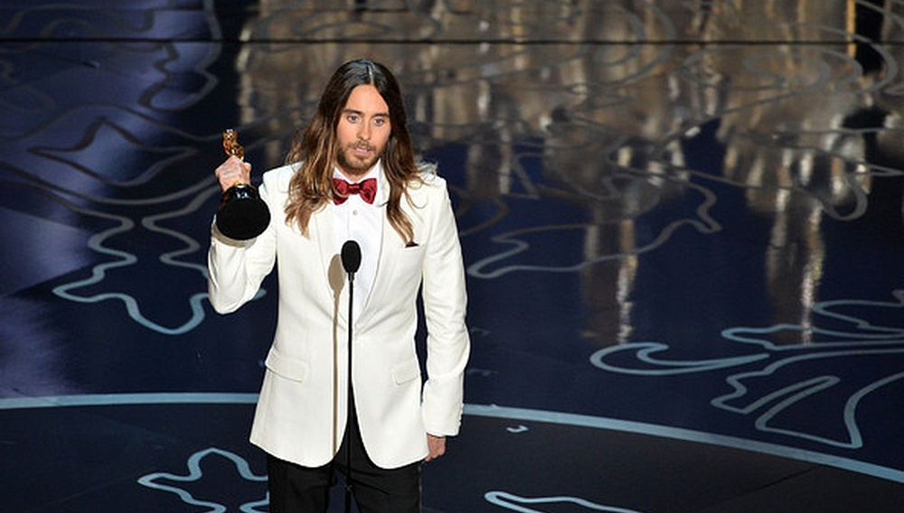 Oscars 2014: Και ο καλύτερος ευχαριστήριος λόγος ανήκει στον Τζάρεντ Λέτο