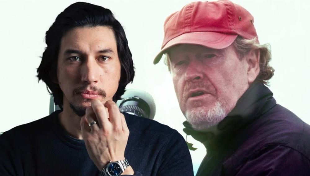 «The Last Duel»: κι ο Ανταμ Ντράιβερ στην νέα ταινία του Ρίντλεϊ Σκοτ