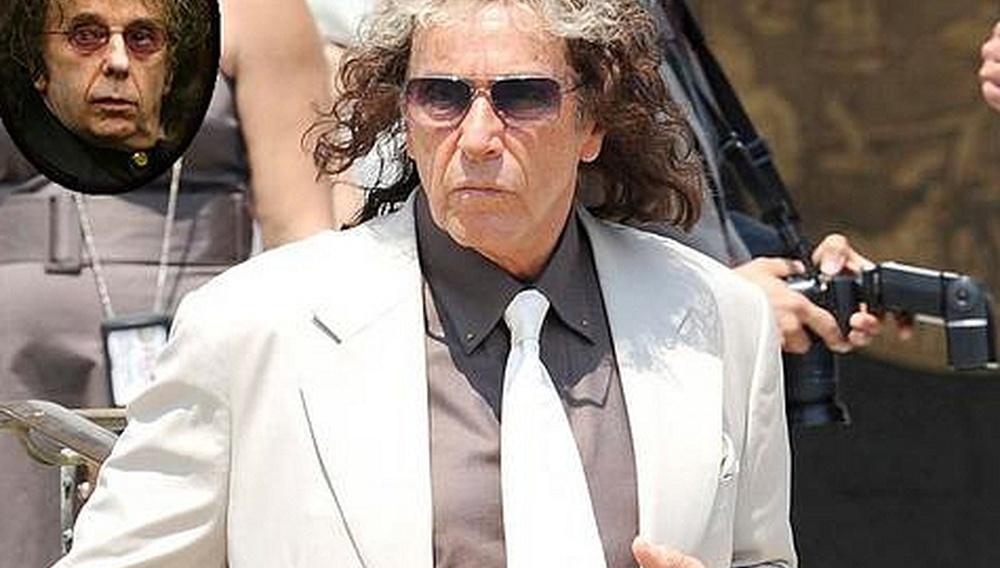 Αλ Πατσίνο - bad hair day!