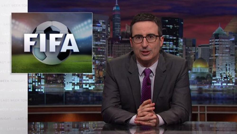 Best of TV 2015: Οταν ο Τζον Ολιβερ τα έβαλε με τη FIFA