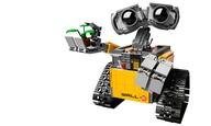Η Lego ξαναφέρνει τον Wall-E σπίτι μας