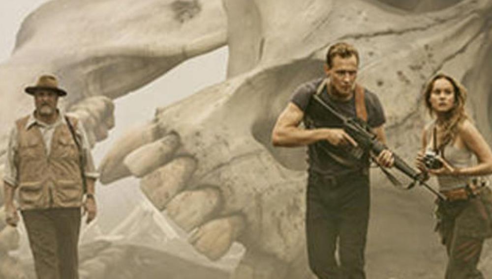 Τομ Χίντλστον, Μπρι Λάρσον, «Kong: Skull Island» - Πρώτη επίσημη φωτογραφία