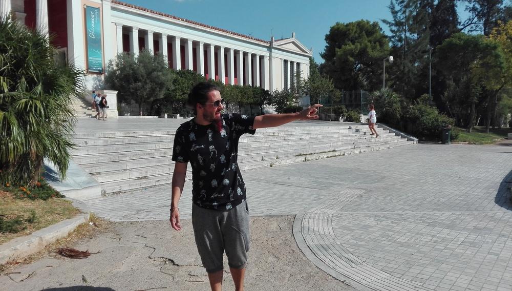 Βενετία 2018: Ο Θανάσης Νεοφώτιστος μιλάει στο Flix για τη διαδρομή «Λεωφόρος Πατησίων»-Βενετία