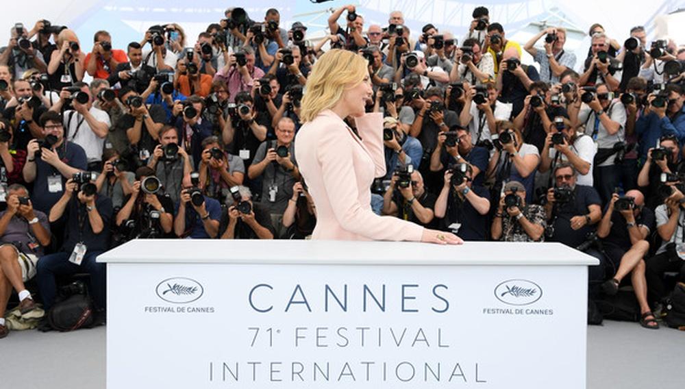 Κάννες 2018: Η Κέιτ Μπλάνσετ ανοίγει την αυλαία των Καννών μιλώντας για το #TimesUp