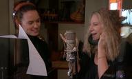 Πώς η Ρέι του «Star Wars» βρέθηκε να... τραγουδά με την Μπάρμπρα Στρέιζαντ