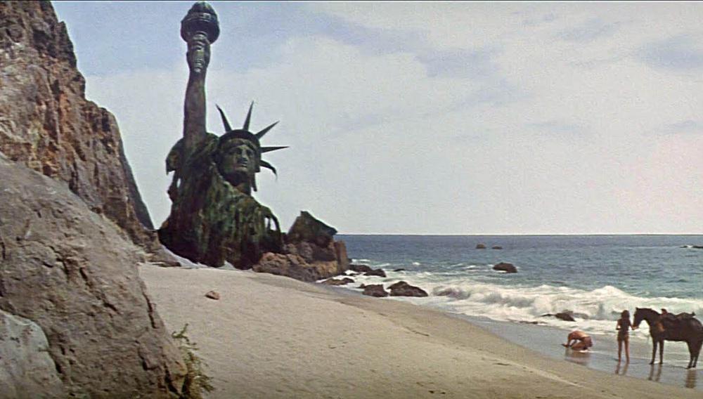 To Flix στις αξέχαστες παραλίες του σινεμά #21 - Ο Πλανήτης των Πιθήκων (1968)