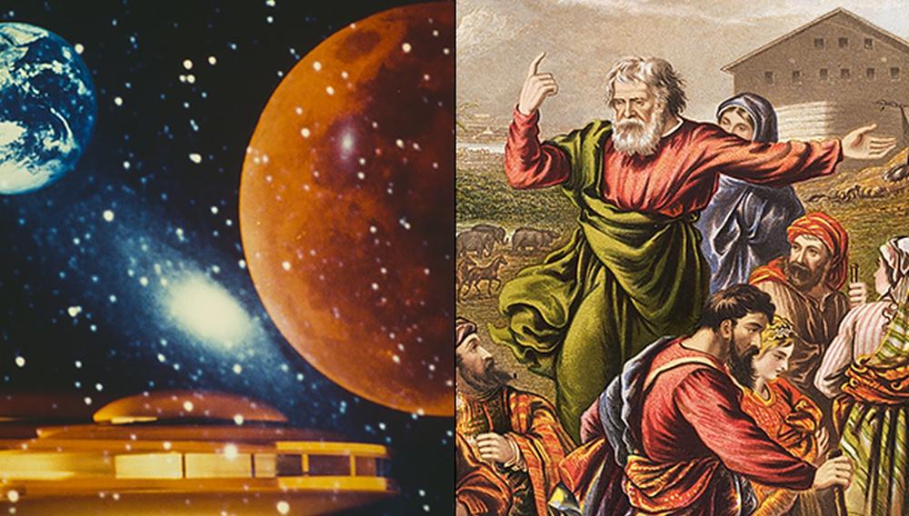 Ο Ρόμπερτ Ζεμέκις στέλνει την Κιβωτό του Νώε στο... διάστημα!