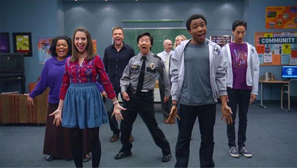 To NBC ανανεώνει «Community» και «30 Rock»!
