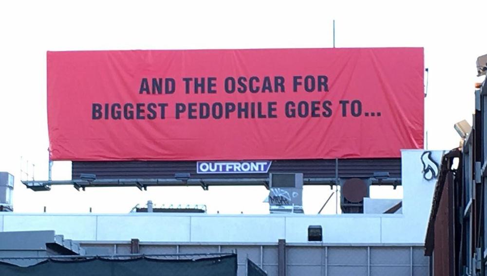 Oscars 2018: Κι άλλες «πινακίδες-κατηγορώ» στο Χόλιγουντ!