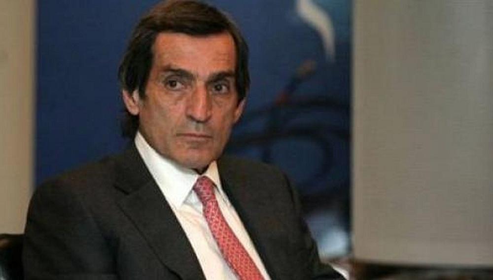Παραιτήθηκε από τη θέση του Προέδρου του Ελληνικού Κέντρου Κινηματογράφου ο Γιώργος Παπαλιός