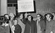 Αφιέρωμα | Μάης '68 | Ο Σαμπρόλ οργανώνεται στο Παρίσι, ενώ οι φίλοι του «ανατινάσσουν» τις Κάννες