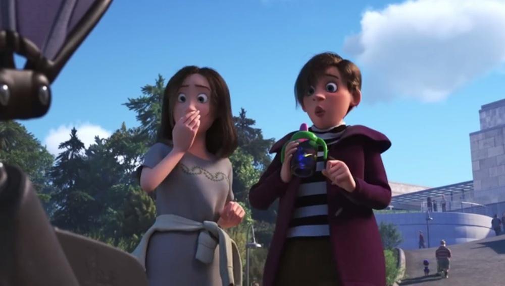 «Finding Dory»: Η Pixar τολμά το πρώτο λεσβιακό ζευγάρι σε mainstream animation