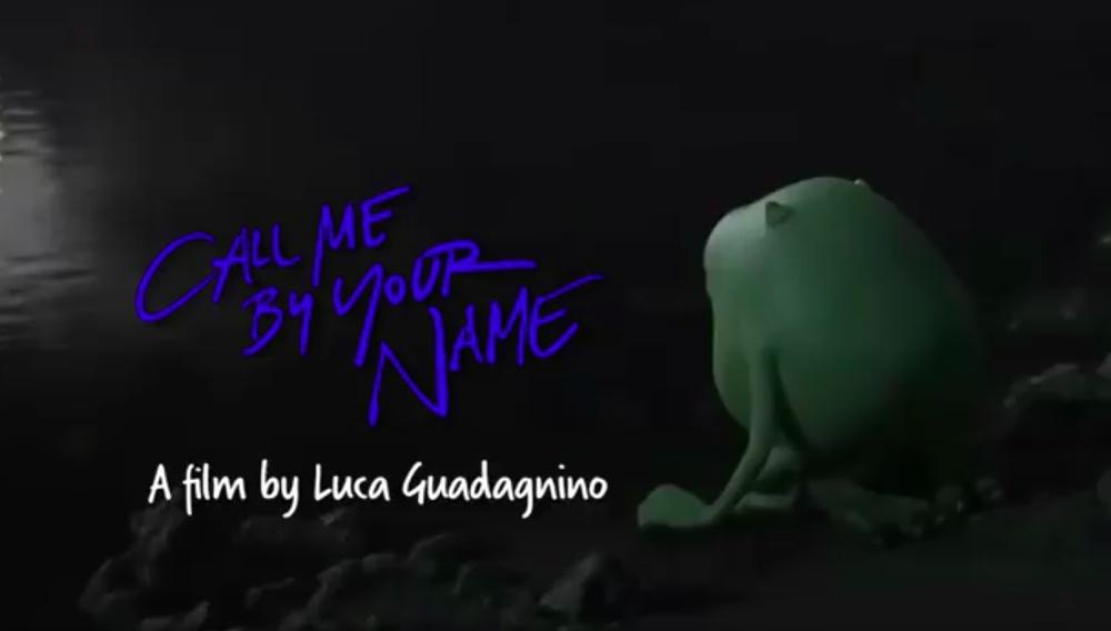 Οταν το «Call me by your Name», συνάντησε το «Monsters University»