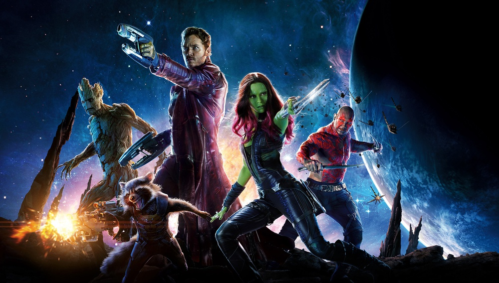 Guardians of the Galaxy 2: δεν μπορούμε να περιμένουμε!