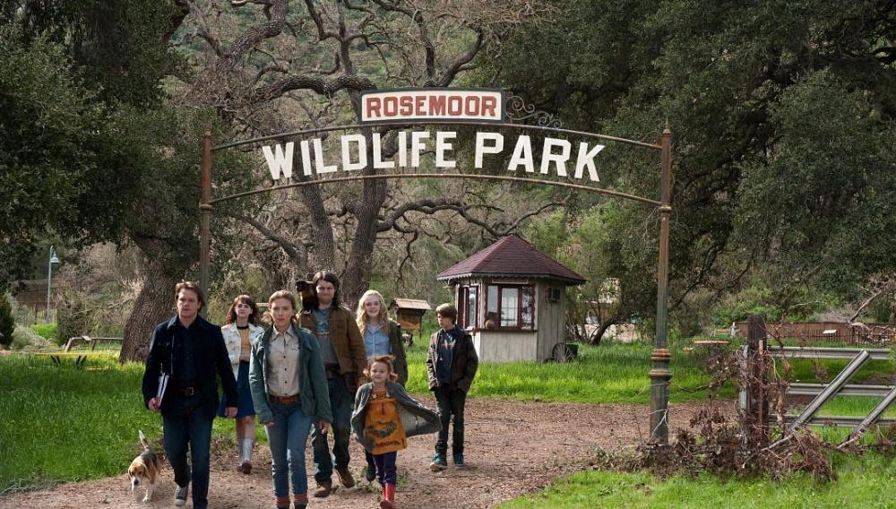 Ο Ζωολογικός μας Κήπος