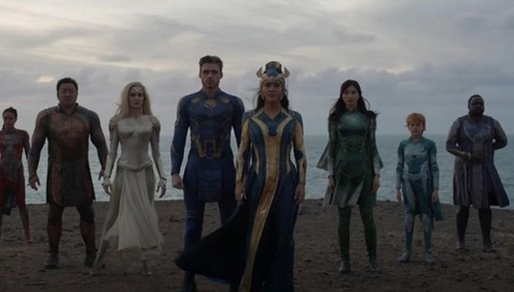 Η Κλόι Ζάο έδωσε την ιδέα της για τους «Eternals» στη Marvel χρησιμοποιώντας εικόνες από ταινίες του Ντενί Βιλνέβ